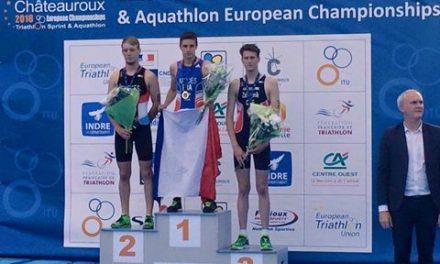 Alexis Kardes, Champion Europe Junior Aquatlon 2016