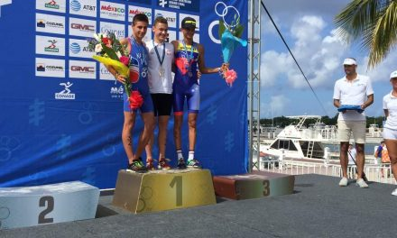 Alexis Kardes : Vice champion du monde aquathlon junior 2016