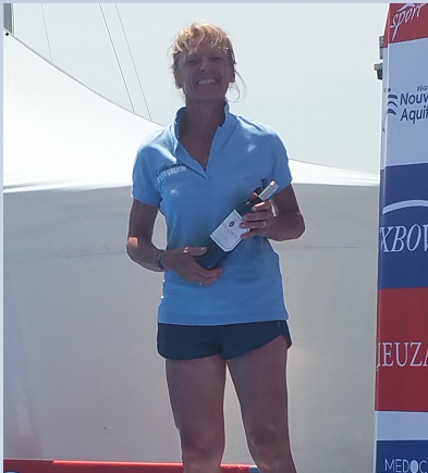 FrenchMan – IronMedoc – Michèle Félix finisher !!!