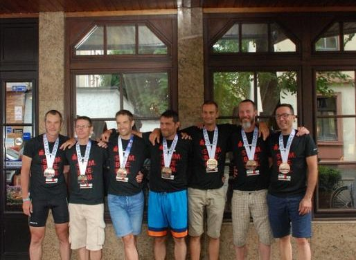 2017 – Ironman Francfort