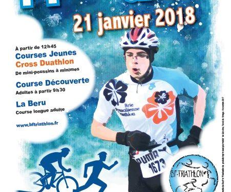 14ème Run & Bike du Nautil du 21 janvier 2018 : Les résultats, les photos & la vidéo !