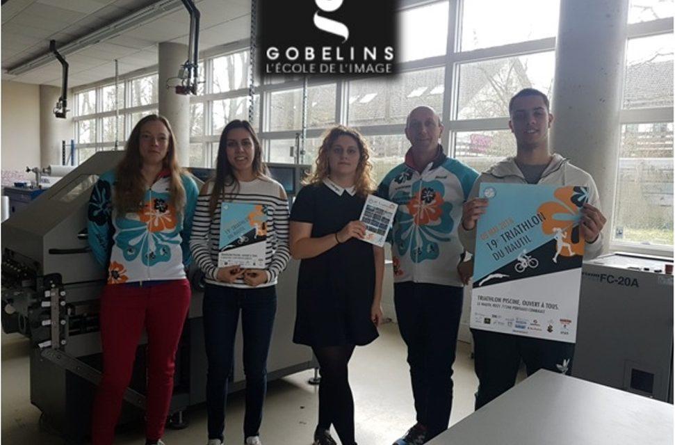 Merci à l'école de l'image des Gobelins pour leur soutien !