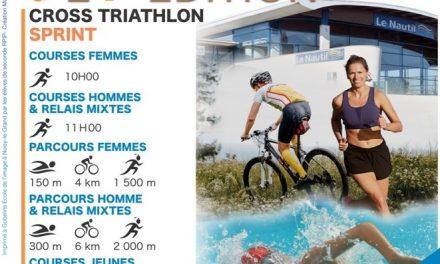 21ème édition du Triathlon du Nautil ! 8 Mai 2020