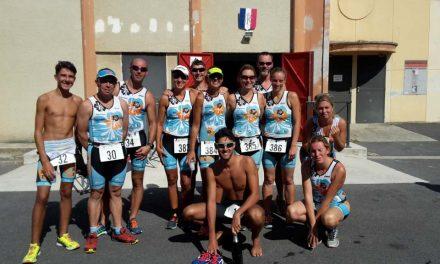 Triatlon de l'Omois – Château Thierry 2018