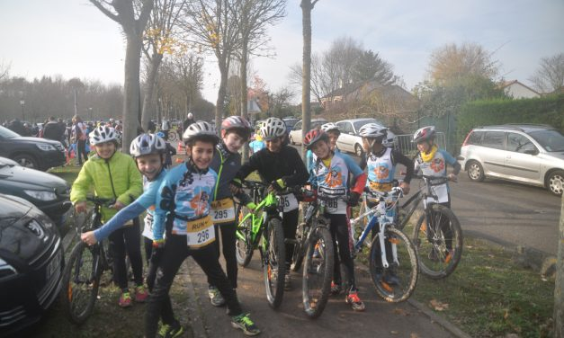 Run and Bike Saint Germain les corbeils – 27 novembre 2016