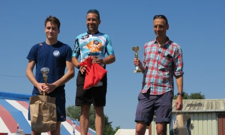 Aquathlon adultes & triathlon jeunes de Torcy 2018