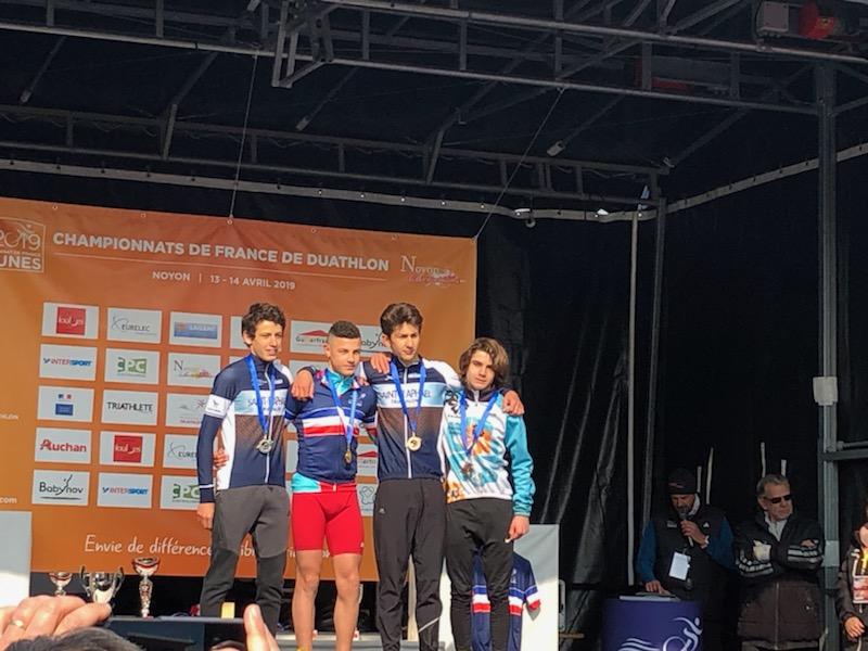 15 Avril 2019 – Championnat de France de Duathlon Jeunes