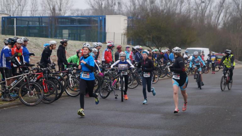 13ième Run&Bike du Nautil – 15 Janvier 2017 – Résultats et photos