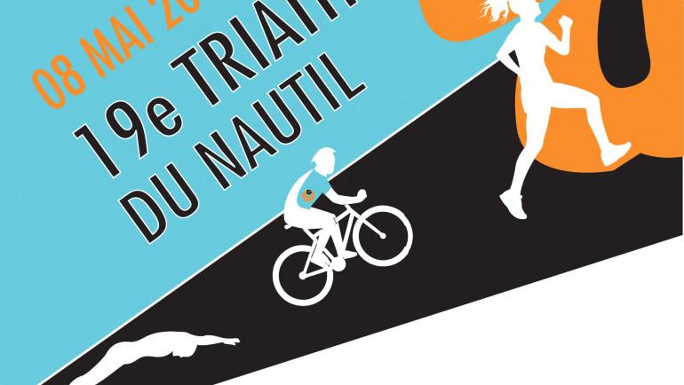 19ème édition du Triathlon du nautil ! Les résultats & les Photos !