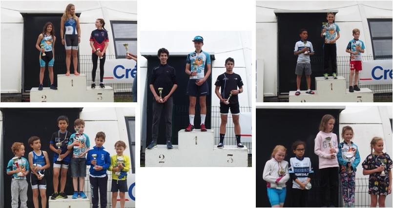 Triathlon d'Epinay-sous-Sénart 2019