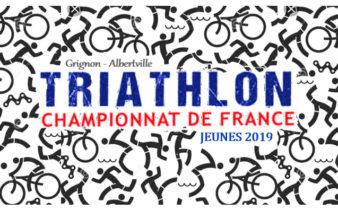 Championnat de France Jeunes de Triathlon – Grignon – 2 Juin 2019