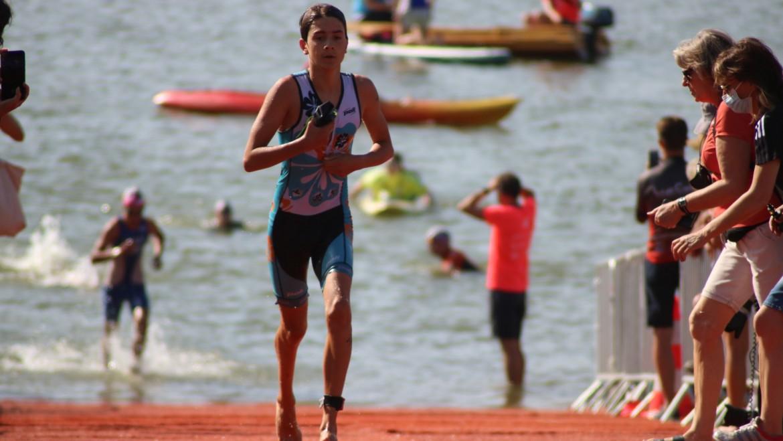 France Triathlon Jeunes 2021 à Angers