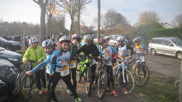 Run and Bike Saint Germain les corbeils – 27 novembre 2016