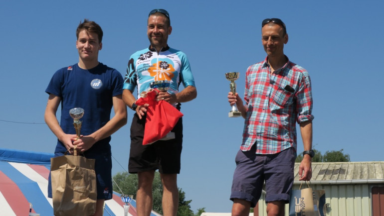 Aquathlon adultes & triathlon jeunes de Torcy 2018